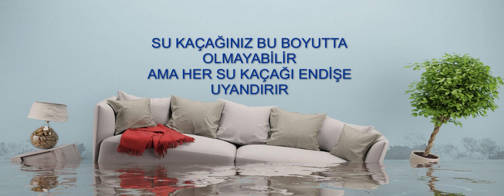 İzmir Su Kaçaklarını Bulma